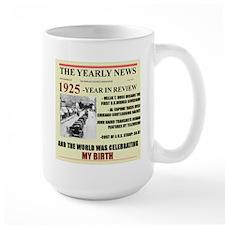 born in 1925 birthday gift Mug