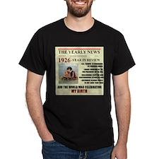 born in 1926 birthday gift T-Shirt