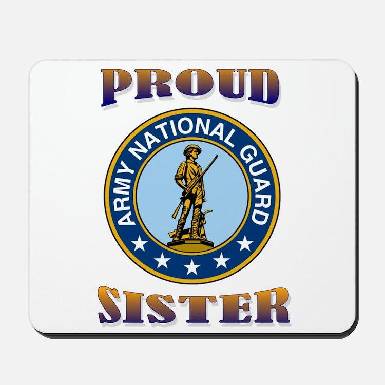 NG pride - sister Mousepad