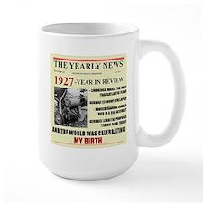 born in 1927 birthday gift Mug