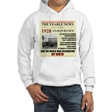 born in 1928 birthday gift Hoodie