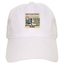 born in 1929 birthday gift Baseball Cap