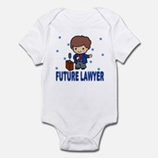 Future Lawyer Baby Toddler Infant Bodysuit