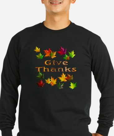 Give Thanks T