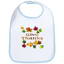 Give Thanks Bib