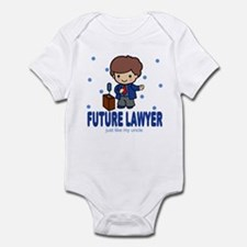 Future Lawyer like Uncle Baby Infant Bodysuit