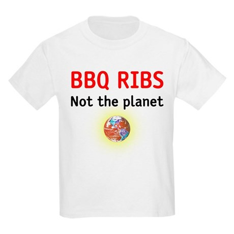 global warming Kids Light T-Shirt