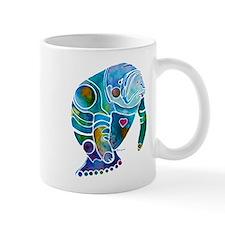 Manatees Small Mug
