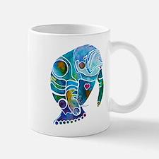Manatees Small Small Mug