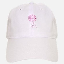 Pink Ribbon Tree - Tree of Ho Baseball Baseball Cap