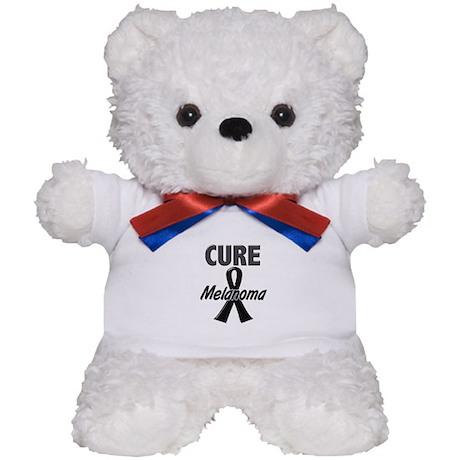 CURE Melanoma 4 Teddy Bear
