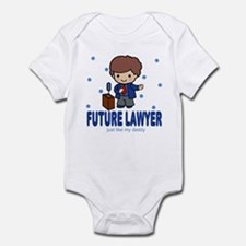 Future Lawyer like Daddy Baby Infant Bodysuit