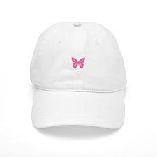 Breast Cancer Awareness Butte Baseball Cap