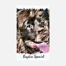 Boykin Spaniel Rectangle Sticker 10 pk)