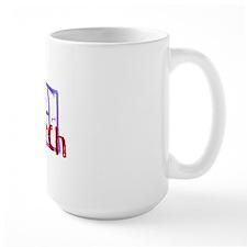 I Love Hopscotch Mug