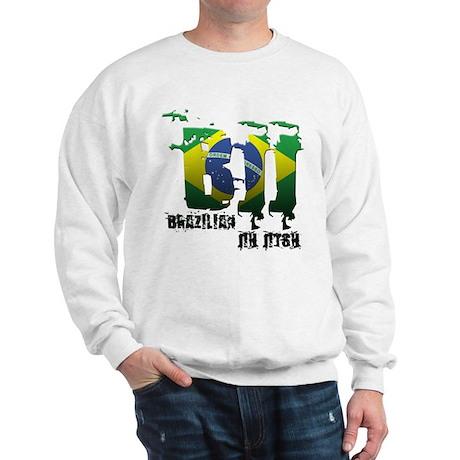 BBJ - Brazilian Jiu Jitsu Sweatshirt