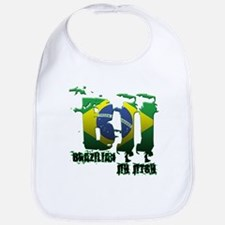 BBJ - Brazilian Jiu Jitsu Bib