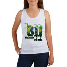 BBJ - Brazilian Jiu Jitsu Women's Tank Top