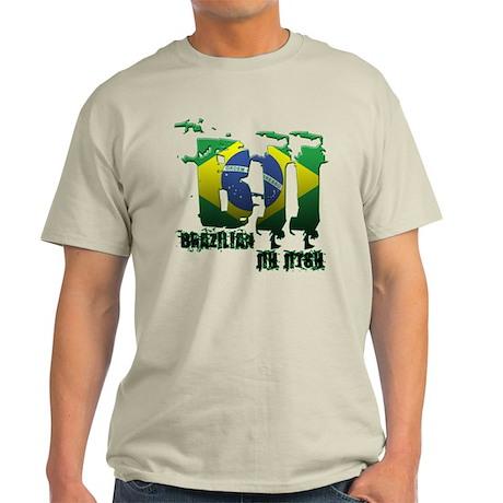 BBJ - Brazilian Jiu Jitsu Light T-Shirt