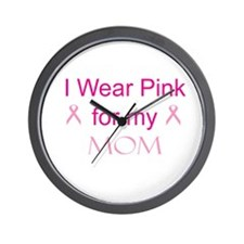 Breast Cancer Awareness: I wear pink for my mom Wa