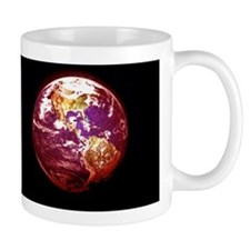 I like my cocoa boiling hot not my planet Mug