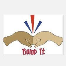 Fist Bump Postcards (Package of 8)
