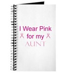 I Wear Pink for my Journal