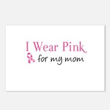 Breast Cancer Awareness: I wear pink for my mom Po