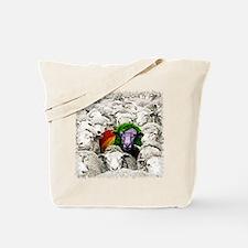 Cool Vegeterian Tote Bag