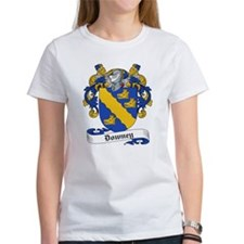 Downey Family Crest Tee