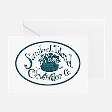 Sanibel Chowder Greeting Card