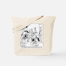 Casual Fridays Tote Bag