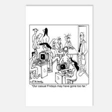 Casual Fridays Postcards (Package of 8)