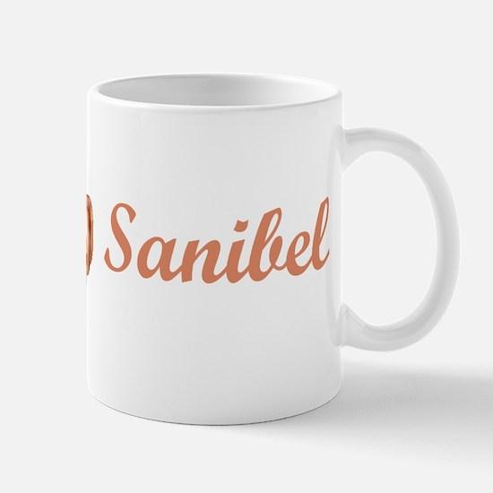 I Heart Sanibel Mug