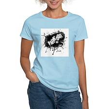 Parkour Urban Splatter T-Shirt