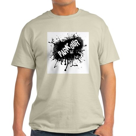 Parkour Urban Splatter Light T-Shirt