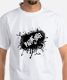 Parkour Urban Splatter Shirt
