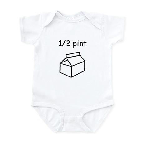 Half Pint Infant Bodysuit