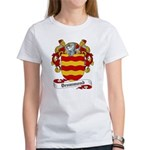 Drummond Family Crest Women's T-Shirt