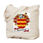 Drummond Family Crest Tote Bag