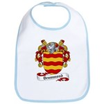 Drummond Family Crest Bib