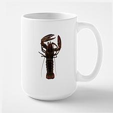 Live American Lobster Mug