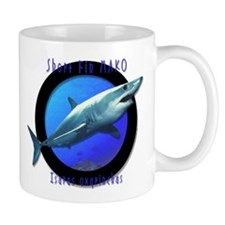 Short Fin Mako Art Mug