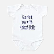 Matzoh Balls Infant Bodysuit