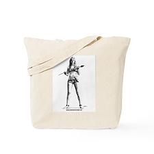 Unique Vampirella Tote Bag