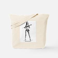 Cute Vampirella Tote Bag