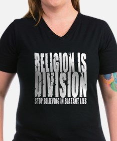 Religion is Division Shirt