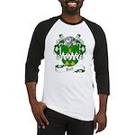 Duff Family Crest Baseball Jersey