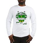 Duff Family Crest Long Sleeve T-Shirt
