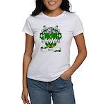 Duff Family Crest Women's T-Shirt